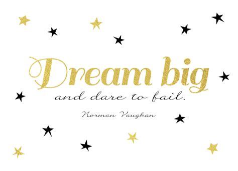 quote   week dream big    fail zoollcom