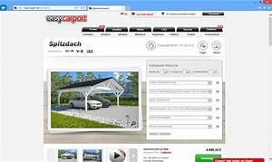 Carport Konfigurator Online : easycarport 3d konfigurator ~ Sanjose-hotels-ca.com Haus und Dekorationen