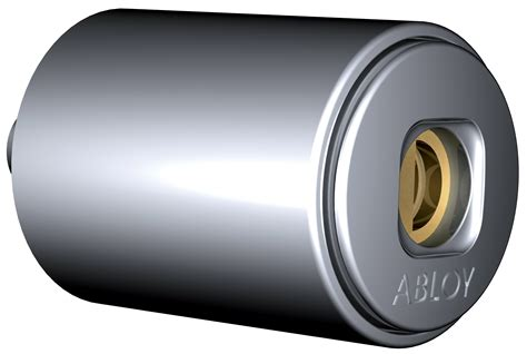 Push Button Lock For Metal Doors Of423 Abloy Oy