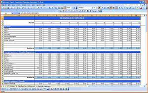 Inventory Chart Template 10 Monthly Bill Spreadsheet Template Excel Spreadsheets