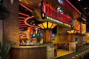 Thunder Road Steakhouse Interior Restaurant Design by I