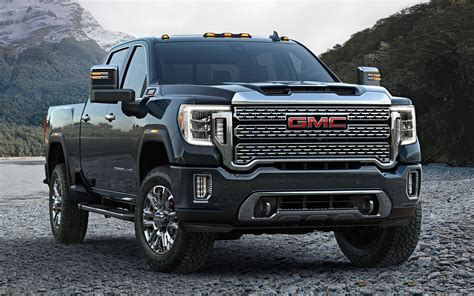 Gmc 2500hd Wallpaper by 2020 Gmc 2500 Hd Denali Crew Cab Wallpapers And