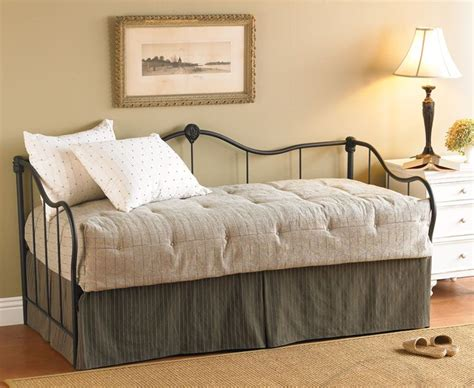 wesley allen ambiance daybed  sale  fine iron beds