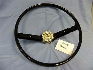 68 69 1968 1969 Mustang Cougar Steering Wheel