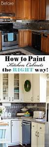 Best 25 diy kitchen cabinets ideas on pinterest small for Best brand of paint for kitchen cabinets with recycle sticker for trash can