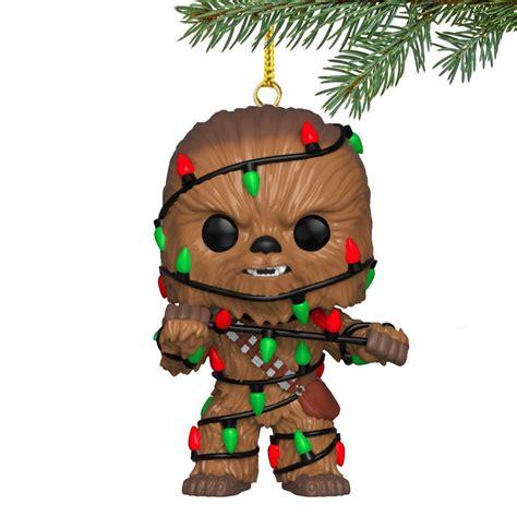 Chewbacca Christmas Ornament Star Wars Life Day Tree ...