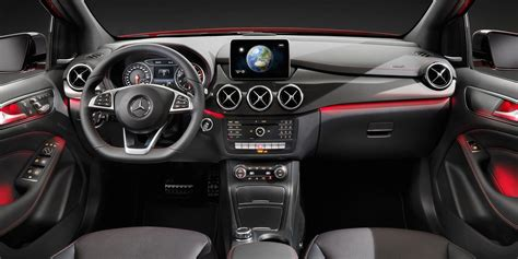 2018 Mercedes Benz B Class Pricing And Specifications