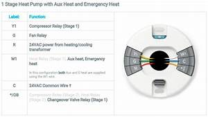 Heat Pump Nest E Wiring Diagram