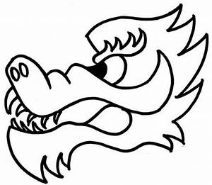 Chinese dragon boat festival coloring pages family for Chinese dragon face template