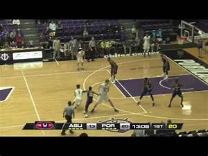 Alcorn State University Basketball vs Portland - YouTube
