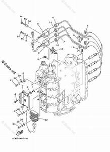 Yamaha Outboard Parts By Hp 90hp Oem Parts Diagram For Electrical