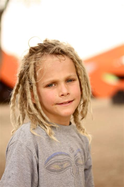 dreadlocks children character inspiration baby