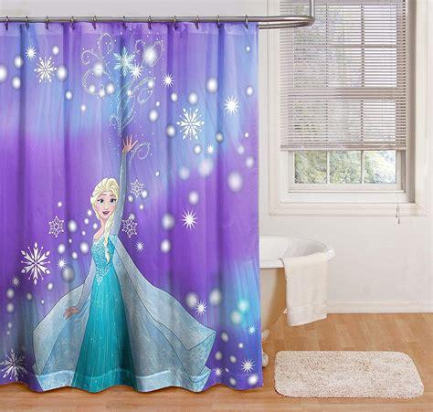 disney frozen snowflake shower curtain   deals