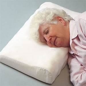 contoured pillow support pillows complete care shop With best pillows for elderly