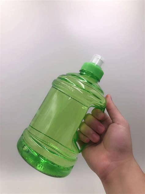China Customized Food Grade Plastic Bottle 1 Liter ...