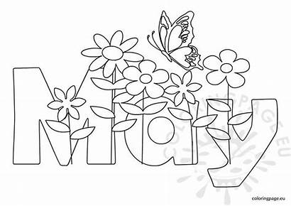 Coloring Spring Nature