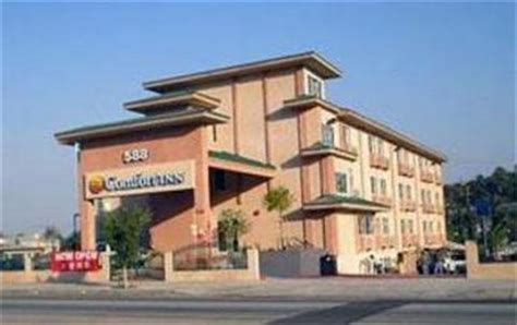 comfort inn monterey comfort inn monterey park monterey park deals see hotel