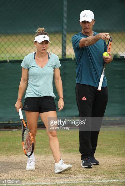 Dublul Simona Halep-Darren Cahill bate bâta!
