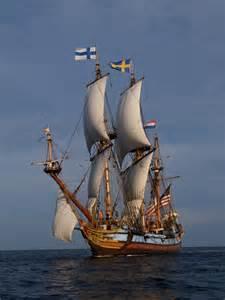Kalmar Nyckel Tall Sailing Ship