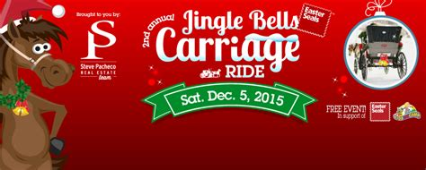 Jingle Bells Carriage Ride 2015  Mark Your Calendars