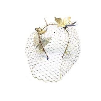 Gigi Burris Millinery Butterfly Headwear Fashion Daily Mag