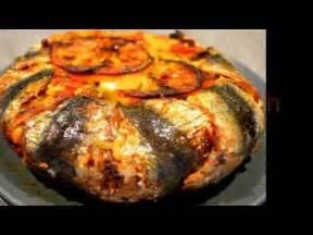 cuisine marocaine plat rapide et facile de sardine au four