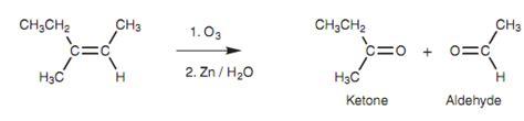 alkenes  aldehydes  ketones reduction  oxidation