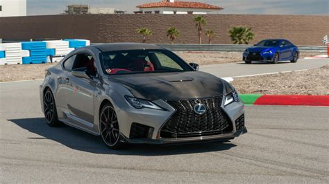 lexus rc  track edition  drive review