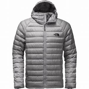 The North Face Trevail Hooded Down Jacket Men 39 S