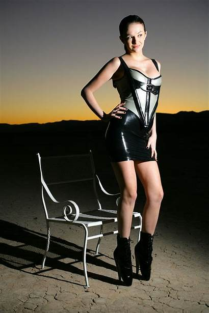 Leather Boots Latex Fetish Ballet Heels Domination
