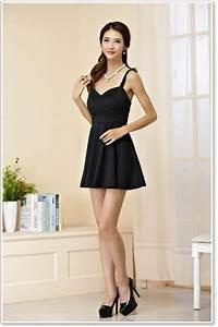 Height Weight Chart For Asian Wholesale Women Sling Little Black Dress For Ball