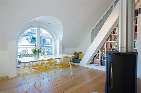 Renovated 1920s Tenant House With Vintage Modern Appeal by 1920 S Tenant House Goes Swedish Modern
