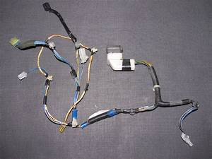 96 97 98 99 00 Honda Civic Oem Door Wiring Harness