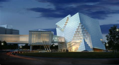 Cube Bioinformatics Centre By Theeae