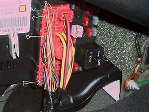 Fried Wires In Fuse Box Under Hood 2007 G6   42 Wiring Diagram Images