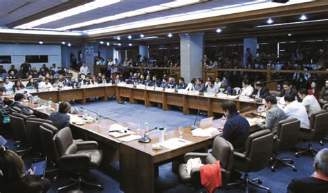am駭ager bureau senate panel begins hearings on revival of penalty inquirer