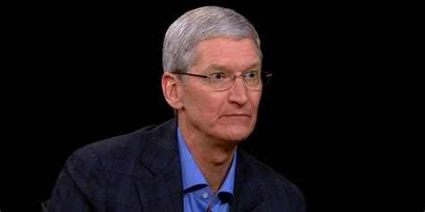 Tim Cook Awarded m Of Apple Stock For Performance