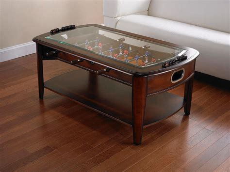 foosball table with glass top marvellous dark rectangle modern glass foosball coffee
