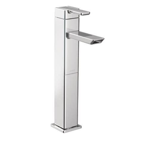 Moen S6711 90degree Onehandle High Arc Bathroom Faucet