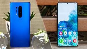 Oneplus 8 Pro Vs Samsung Galaxy S20 Plus  Why Oneplus Wins