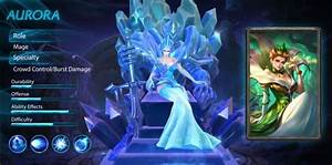 Aurora Hero Guide 2018 Mobile Legends