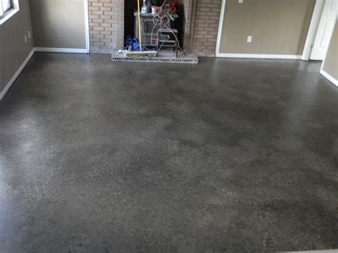 flooring and decor flooring fascinating concrete floor and beige wall plus