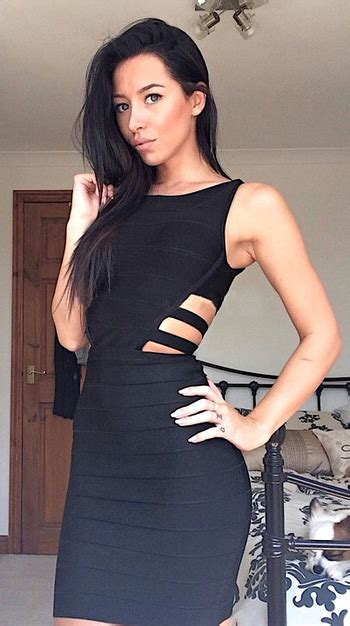 How To Cut Boat Neck Dress by Boat Neck Cut Out Bandage Dress Black