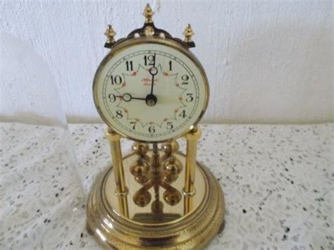 Dome Mantel Battery Operated Clock Item