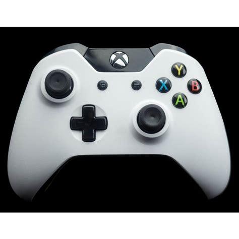 New Xbox One Snow White Wireless Controller Bulk Box