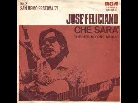 jose feliciano que sera jose feliciano que sera re mastered k pop lyrics song