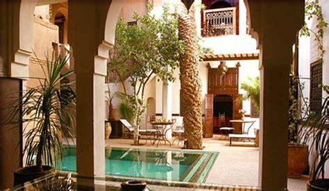 chambres d hotes de prestige riad du palmier à marrakech meilleures offres de riad du