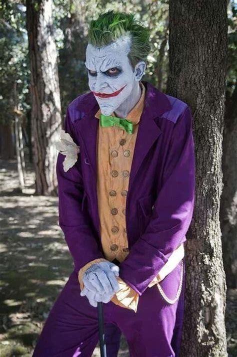 Batman Arkham Asylum Joker Cosplay The Supers