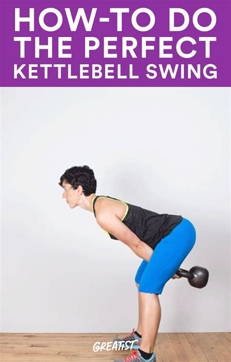 kettlebell swing perfect swings fitness exercises lower benefits exercise workout pain core body