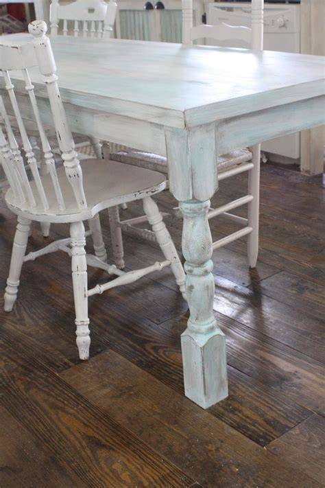 how to paint a kitchen table shabby chic creating a shabby farmhouse paint finish shabby chic